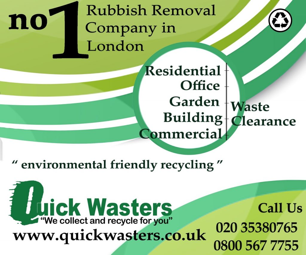 No.1 Rubbish Removal Company In London