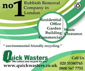 No.1 Rubbish Removal Company In London